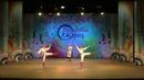 Два веселых гуся русский народный танец Театр танца Восторг с. Самарское
