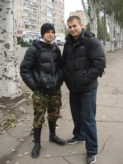 Mihail Boceh, 9 сентября , Кривой Рог, id190041271