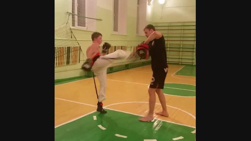 Fight Belt от Band4power!