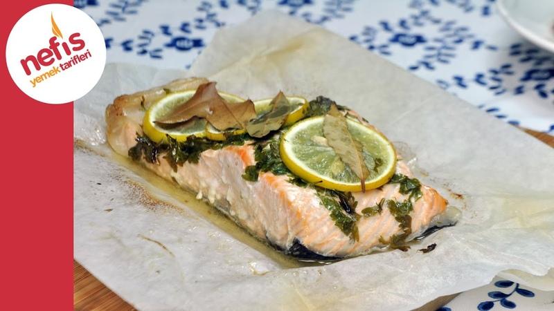 Fırında Somon Tarifi | Fırında Balık Yemekleri