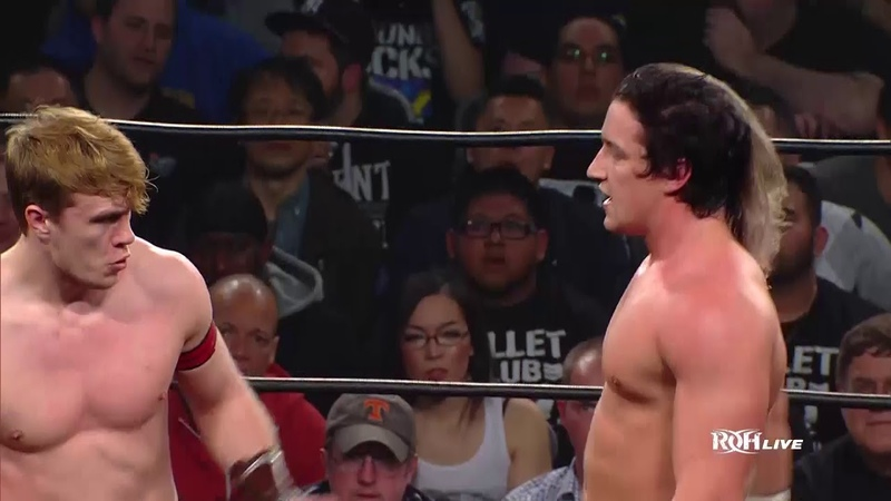 ROH Throwback: Jay White vs Will Ospreay