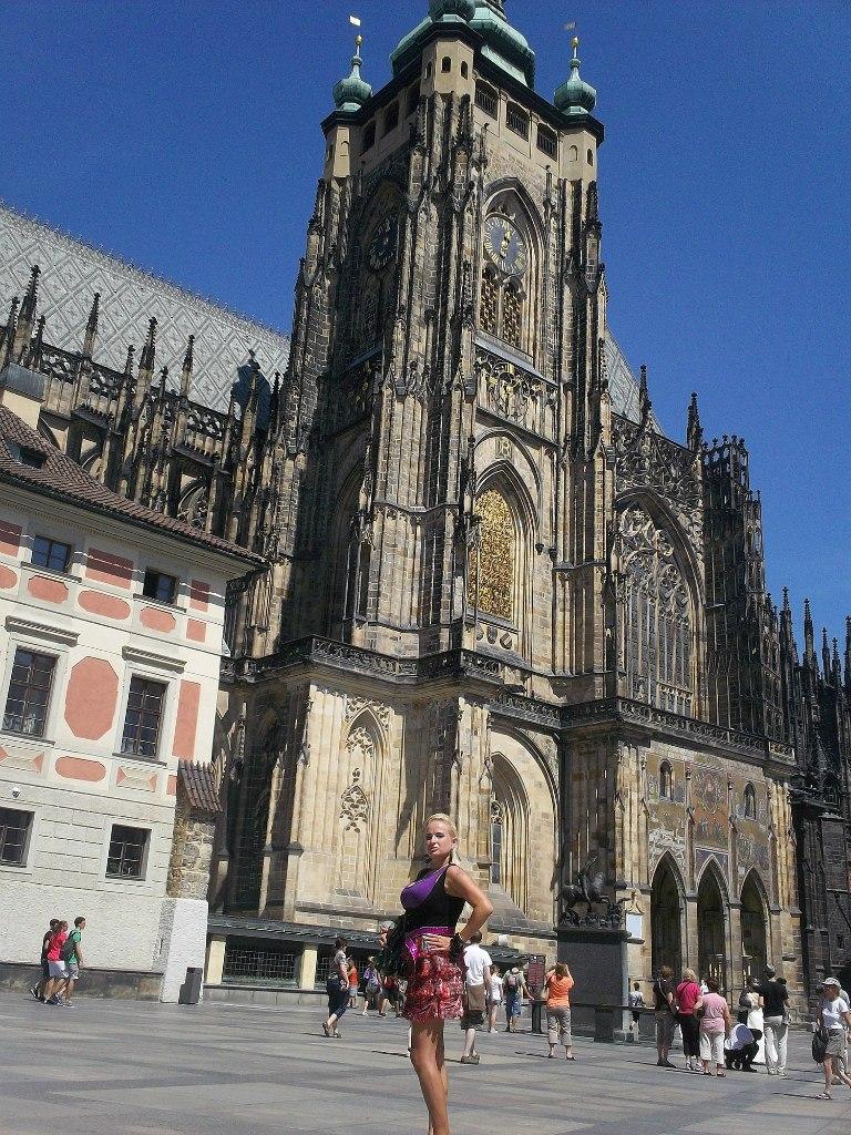 Елена Руденко ( Valteya ) . Чехия. Прага. Лето 2012. Uo9S4y1i_Ic