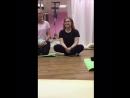 Танцевально-телесный курс с Викторией Борзовой.