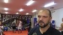 Дмитрий Пясецкий о турнире Ахмат Файт шоу Забите Бюльбюль аглы и интересной жизни