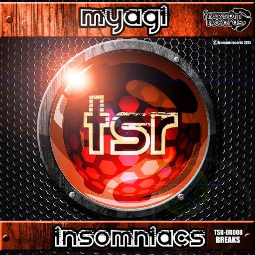 Myagi альбом Insomniacs