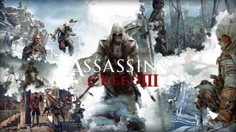 Assassin's Creed III {PC} (Часть 16) 3840х2160 [Darkman]