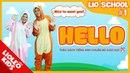 Tiếng Anh lớp 3   Unit 1   Sách giáo khoa tiếng Anh của bộ giáo dục [Lioleo Kids]