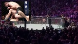 MASS BRAWL AFTER McGregor VS KHABiB FiGHT UFC 229 view from all sides