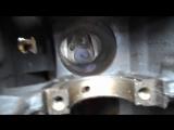 Опрессовка системы охлаждения PASSAT B3.