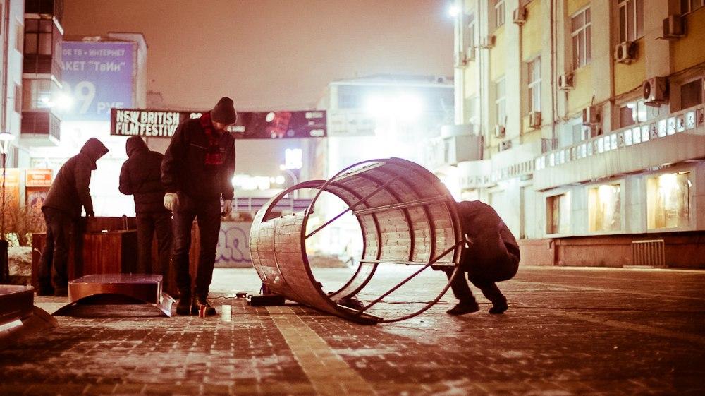 Барометр настроения в стиле стимпанк появился в Екатеринбурге (Фото 9)