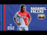 RADAMEL FALCAO | Goals, Skills, Assists | Monaco | 2013/2014 (HD)