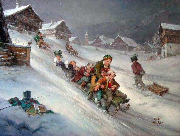 ЛЕДЯНАЯ ГОРКА - стихи и проза на Избе-Читальне
