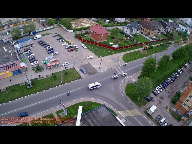 ДТП 24 05 2017 19 33 23 Мотоциклист на Пацаева