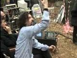 Сонная лощина  (1999) Эпизоды съёмок.