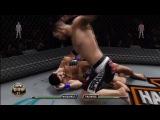 UFC Undisputed 3 *Remake* - Nate Marquardt vs Rousimar Palhares (UFN 22 - TKO punches)