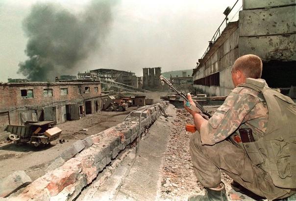Спецслужбы разжигают войну в Чечне (3)