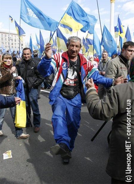 ПР готовит свой митинг на Михайловской площади в Киеве - Цензор.НЕТ 3668