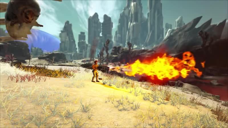 ARK Extinction Expansion Pack Launch Trailer