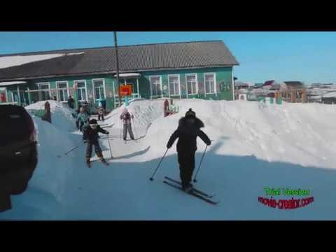 3 место – Мы любим лыжный спорт! – Подготовительная группа «Непоседа» (6-7 лет)