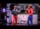 Никита Златоуст и Тимоха Привет как дела Открытие радио Kids FM 09 02 2014