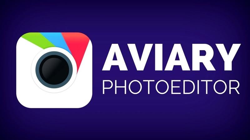 Фоторедактор от Aviary Обзор за 60 секунд
