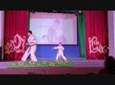 Сегодня вместе с Борисом приняли участие в отборочном конкурсе «Отцы и дети». Представляли стиль каратэ Кекусинкай