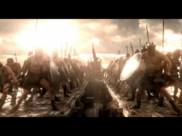 «300 спартанцев Расцвет империи» 2 cgfhnfywtd www.sudibatvoia.ru по фильм