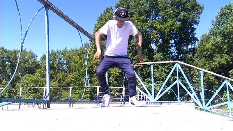Incube-Allure _ John _ Dabstep dance