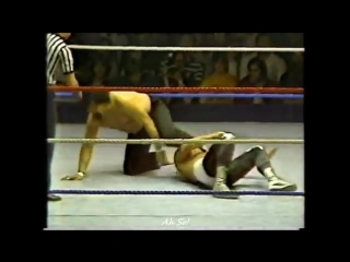 Tiger Chang Lee vs. Mil Mascaras - Madison Square Garden