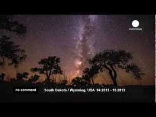 Stunning Timelapse Video: Night Sky & Thunderstorms Over South Dakota - no comment