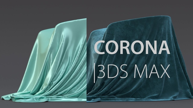 Creating Hyper Realistic fabric Materials in Corona and 3dsMax