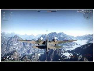 War Thunder Гром войны Руководство по ведению воздушного боя для новичков