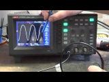 Измерение частоты при помощи осциллографа