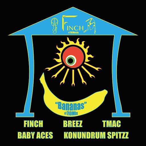 Finch альбом Bananas #710mix (feat. Breez, Tmac, Baby Aces & Konundrum Spitz)