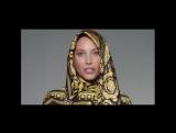 Ирина Шейк, Наталья Водянова, Жизель Бундхен и Наоми Кэмпбелл снялись в рекламе Versace