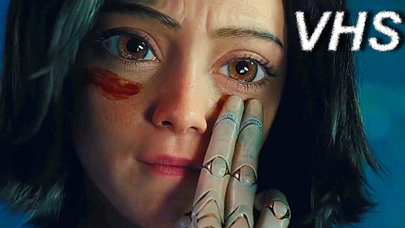 Алита: Боевой ангел - Трейлер 4 на русском - VHSник