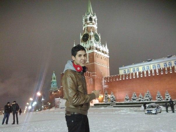 Méd Ràmzi | Москва