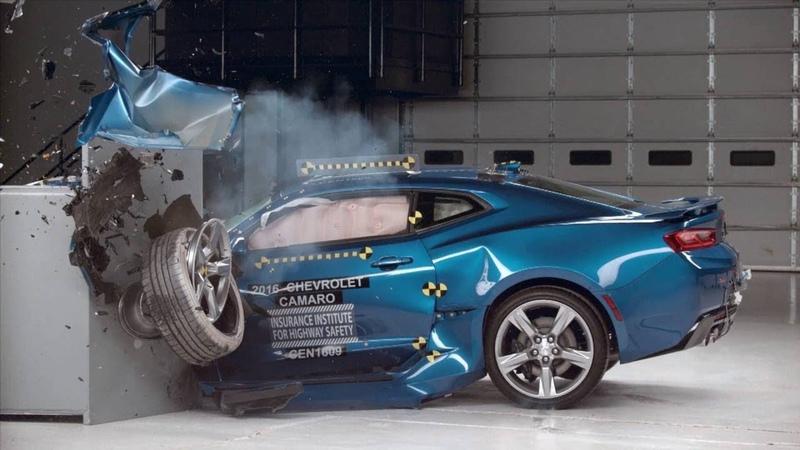 Crash Test Samochodowe wpadki FAIL Śmiertelne Testy