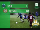 4 Тур Высшая Лига USB-Дружба