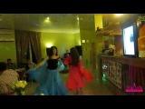 Цыганский танец. Студия танца Миледи. Карасик Елена. Россинская Ирина.