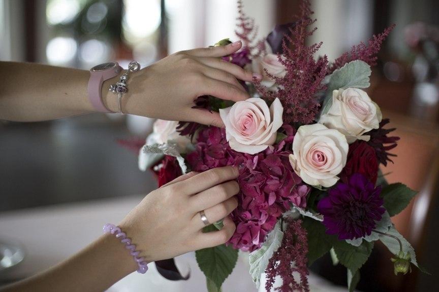 1Xvpdj2eUfg - Винная тематика в цветочном оформлении свадьбы