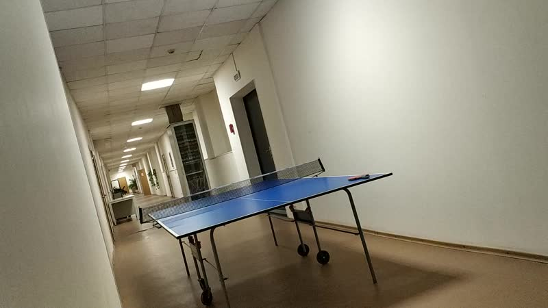 It's a ping pong time!)