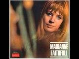 Marianne Faithfull Plaisir d'amour