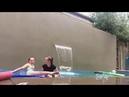 Water Gymnastics with Liv🥰