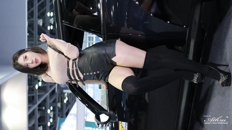 (4k) 2018 오토위크(AUTO WEEK) 로드파워디자인 model송주아 직캠 fancam by Athrun
