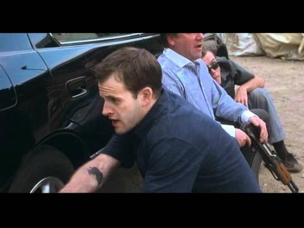Love, Honour Obey - Gunfight scene