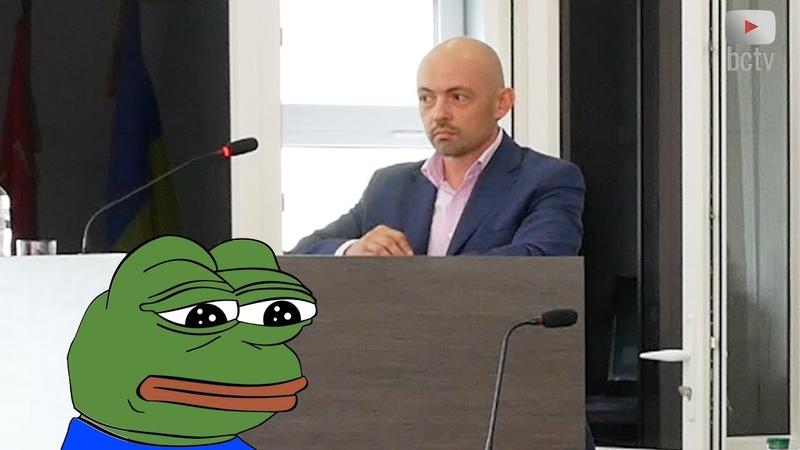 Білоцерківські депутати послали киянина... спасати від завищених тарифів... Київ