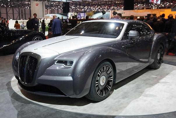 Подробнее : Купе Eadon Green ZRR: Rolls-Royce в стиле ар-деко Фото: carbuzz.com newspress.co.u фирма-производительБританская компания Eadon Green завсегдатай женевских автосалонов последних лет.