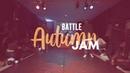 Battle Autumn Jam 2018 | Hip Hop 1/4 | Kantyn vs Nathy