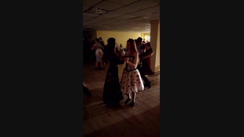 Навагодняя ноч танцаў